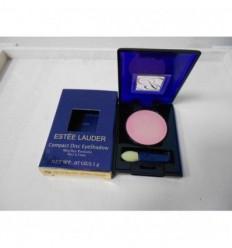 Estee Lauder Compact Disc EyeShadow Dry Formula. Color Rosa