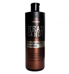 HEAD CANDY BOLD BRUNETTE CHAMPÚ 500 ml