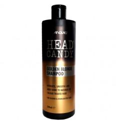 HEAD CANDY GOLDEN BLONDE CHAMPÚ 500 ml