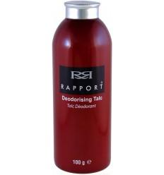 Rapport DESODORANTE TALCO 100 mg ( aroma original )