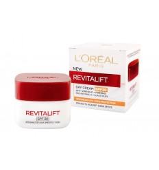 L'Oréal Revitalift crema antiarrugas de día factor de proteccion solar SPF30