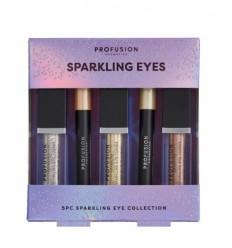 PROFUSION Cosmetics Sparkling Eyes Set 5 piezas