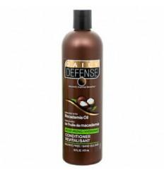 DAILY DEFENSE acondicionador con aceite de Macadamia 473 ml