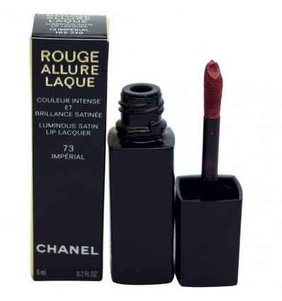 CHANEL ROUGE ALLURE LAQUE LIP GLOSS 73 IMPERIAL