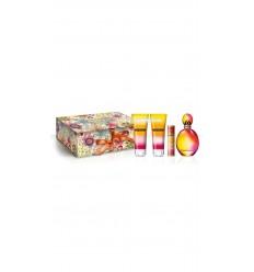 MISSONI Set 4 piezas: 100 ml EDT Eau de Toilette, 10 ml EDT Eau de Toilette, 100 ml Body Lotion, 100 ml Shower Gel.