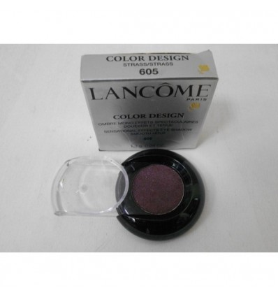 LANCOME Color Design Mono Sombra N 605 Strass Amethyst