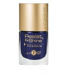 LOREAL RESIST & SHINE TITANIUM ESMALTE 700 9ML
