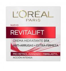 LOREAL REVITALIFT CREMA ANTIRRUGAS + EXTRAFIRMEZA DÍA 50 ML