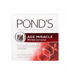 POND'S AGE MIRACLE CREMA DÍA SPF 15 ANTIARRUGAS 50 ml