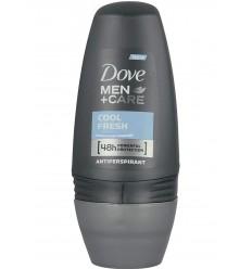 DOVE men roll-on Cool fresh anti-transpirante 50 ml
