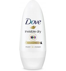 DOVE roll-on Invisible dry anti-transpirante 0% alcohol roll-on 50 ml