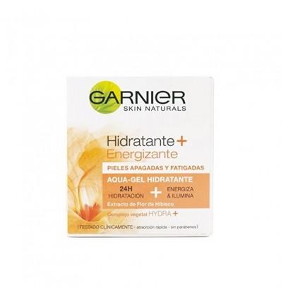 Garnier Textura Gel-Crema Hidratante 24H Energizante e Hidratante 50 ml Especial para pieles cansadas y apagadas