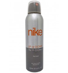NIKE up or down DEO spray 200 ml