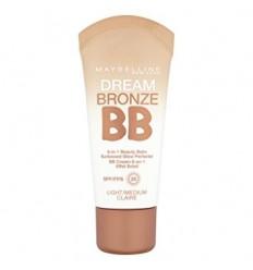 Maybelline dream BB Bronze Light-Medium 8 en 1 SPF 25