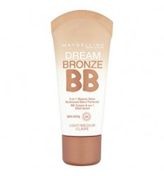 Maybelline dream BB Bronze Light-Medium 8 en 1 SPF 25