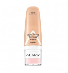 Almay Best Blend Forever Makeup, SPF40, 150 Naked