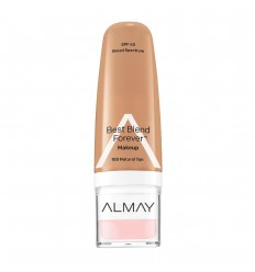 Almay Best Blend Forever, Makeup, 180 Natural Tan