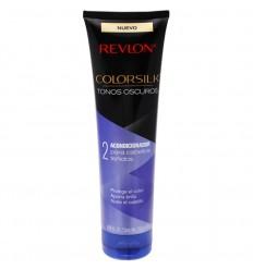 Revlon Colorsilk Acondicionador para Cabellos Oscuros 250 ml