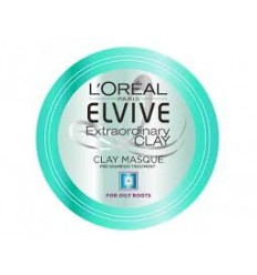 L'OREAL ELVIVE EXTRAORDINARY CLAY MASQUE 150 ml