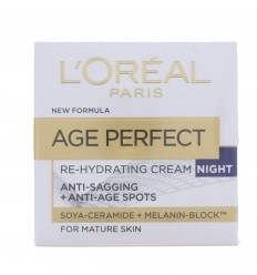 L'ORÉAL AGE PERFECT CREMA DE NOCHE 50 ml