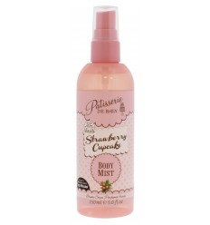 Patisserie de Bain Body Mist Spray Strawberry Cupcake 150 ml