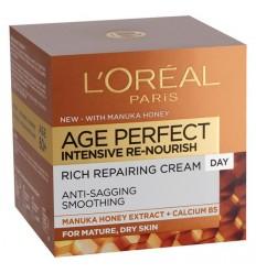 Loreal SkinCare Age Perfect Crema Nutritiva de Día Pieles Maduras 50 ml