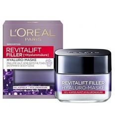 Loreal Revitalift Filler Máscara Facial Ácido Hialurónico 30 ml