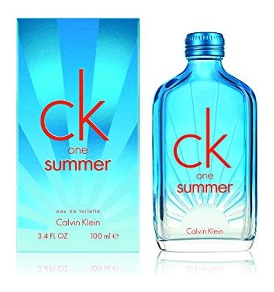 CALVIN KLEIN CK ONE SUMMER 2017 EDT 100 ML SPRAY