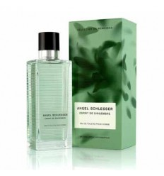ANGEL SCHLESSER ESPRIT DE GINGEMBRE POUR HOMME EDT 50 ML SPRAY