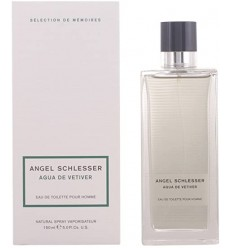 ANGEL SCHLESSER AGUA DE VETIVER POUR HOMME EDT 150 ML SPRAY