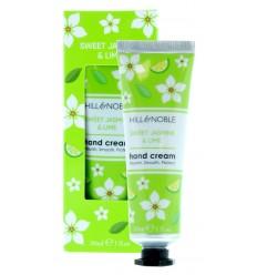 Hill & Noble Crema Manos Sweet Jasmine & Lime Nutritiva Hidratante 30 ml
