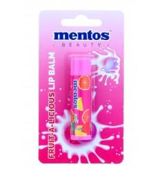 Mentos Fruit-A-Licious Lip Balm Bálsamo Labial Frutas