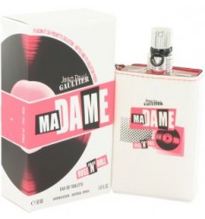 JEAN PAUL GAULTIER MADAME ROSE´N ´ROLL EDT 50 ML SPRAY COLLECTOR POUCH