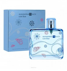 MANDARINA DUCK CUTE BLUE EDT 100 ML SPRAY WOMAN