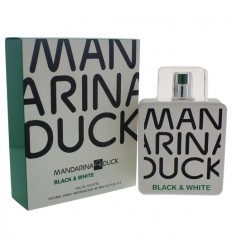 MANDARINA DUCK BLACK & WHITE EDT 100 ML SPRAY