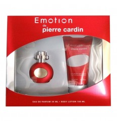 Pierre Cardin Emotion Eau de Parfum Spray 30 ml + Body Lotion 150 ml