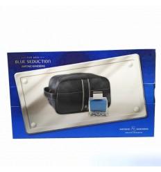 Antonio Banderas Blue Seduction For Men Eau de Toilette Spray 100 ml + Neceser Exclusivo