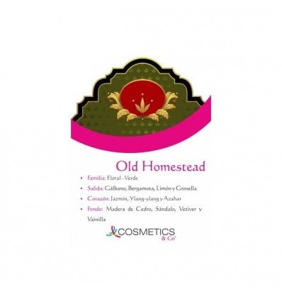 OLD HOMESTEAD EDT 100ML MUJER