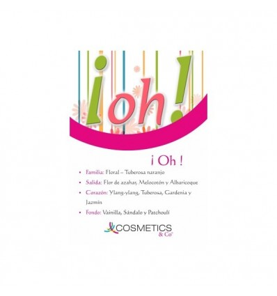 OH! EDT 100ML MUJER