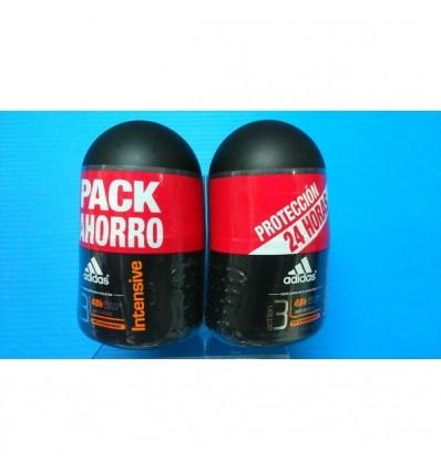 ADIDAS INTENSIVE DUPLO DEO ROLLON 50 ml FOR MEN