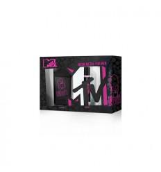 MTV NEON METAL EDT 75 ML SPRAY + 20 ML SPRAY
