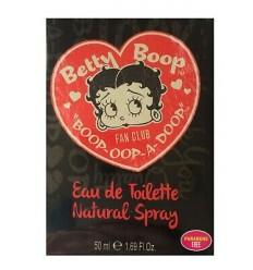 BETTY BOOP EDT 50 ML NATURAL SPRAY