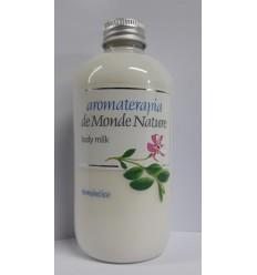 AROMATERAPIA DE MONDE NATURE BODY MILK ROMÁNTICO 250 ML