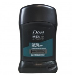 DOVE MEN CLEAN CONFORT 48H DEO STICK 50 ML