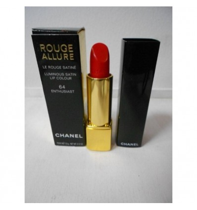 Chanel Rouge Allure Barra de Labios 64 Enthusiast