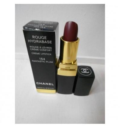 Chanel Rouge Hydrabase Barra de Labios 154 Fantastic Plum