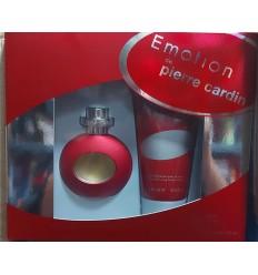 PIERRE CARDIN EMOTION EDT 75 ML + BODY LOTION 150 ML