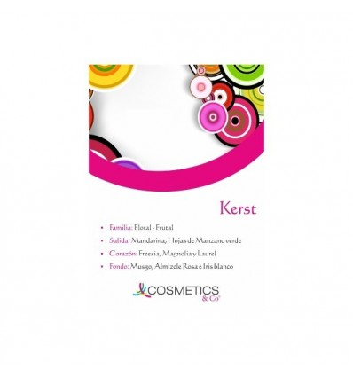 KERST EDT 100ML MUJER
