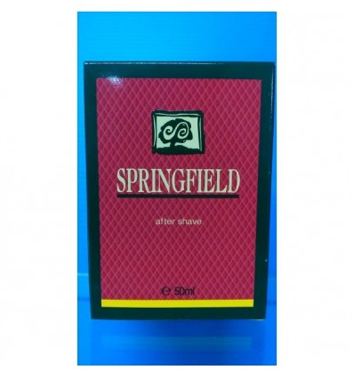 SPRINGFIELD AFTER SHAVE LOCIÓN 50ML