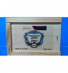 COSMETICS&CO JABÓN PIEDRA PÓMEZ 115 G caja de madera